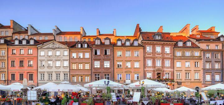 Nowe mieszkania Warszawa