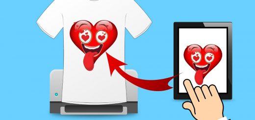 5 zalet postawienia na nadruk na koszulkach w celach reklamowych